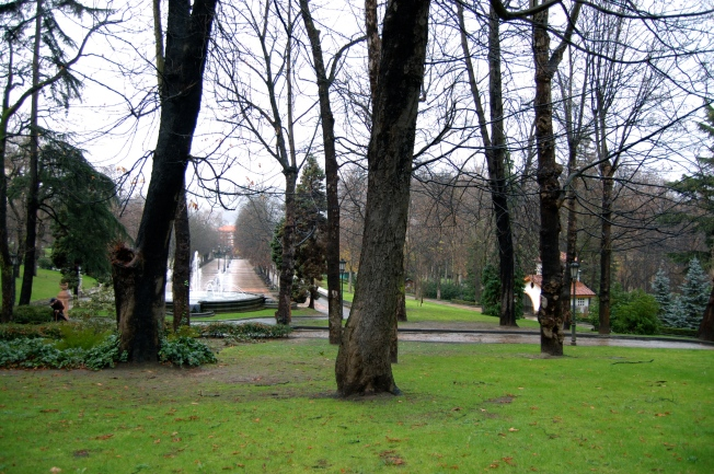 The Central Park of Oviedo