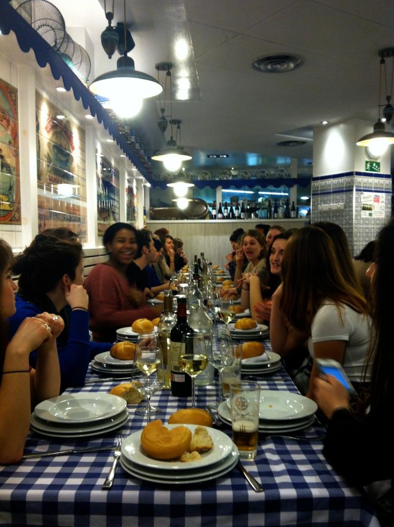 Jaime dinner!
