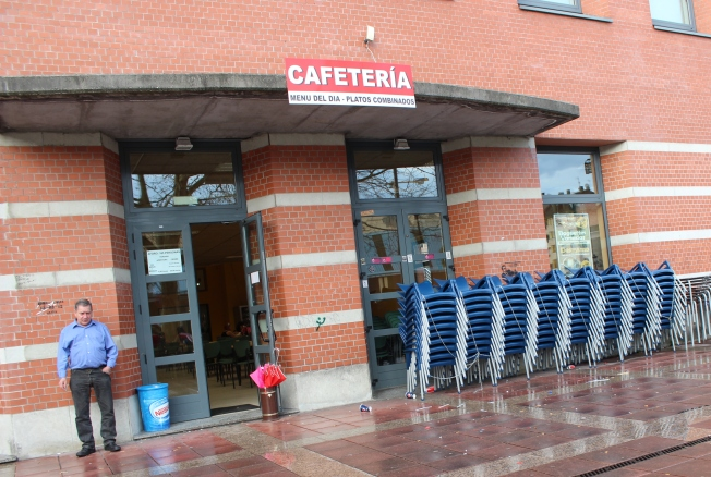 Pictured: the most international club in Oviedo