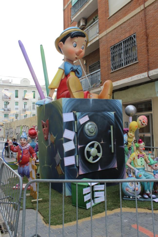 Pinnochio Fallas 2013