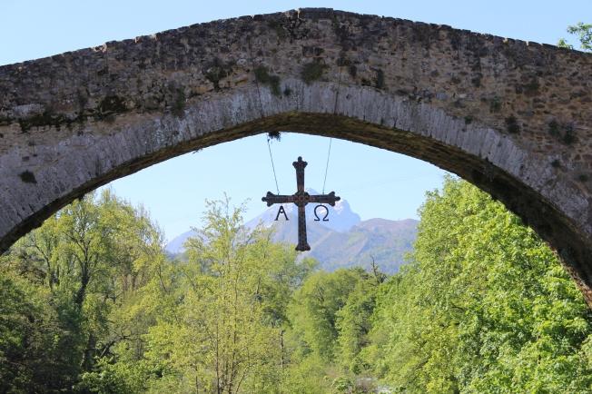 Cangas de Onís bridge