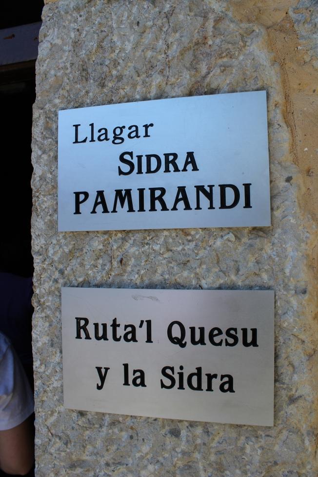 Asturian in Cabrales