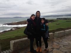 Jana, Ridge and I in A