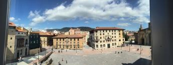 Plaza de la Catedral in Oviedo